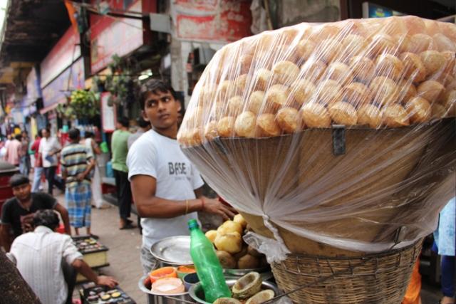 puchka stall|Awesome India