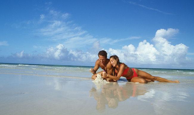 Foreigners Beach Goa | Awesome India