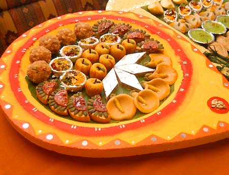 Diwali Sweets and Foods | Awesome India