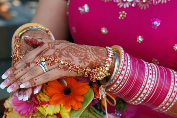 Wearing Bangles | Awesome India