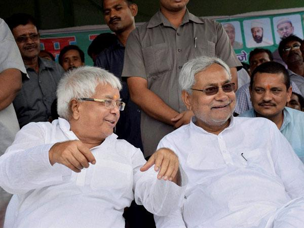 nitish lalu GatBandhan | Awesome India
