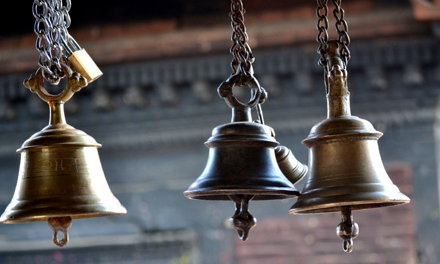 Bells In the Temple | Awesome India