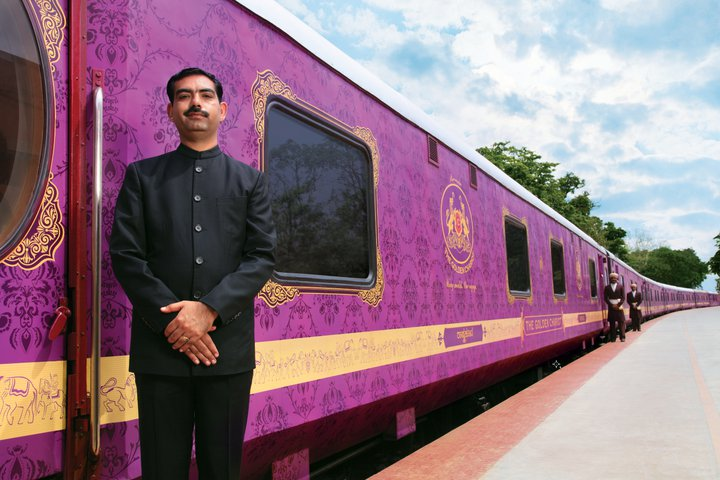 The Golden Chariot | Luxury Trains in India