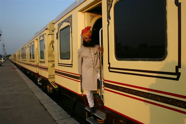 Palace on Wheels | Luxury Trains in India