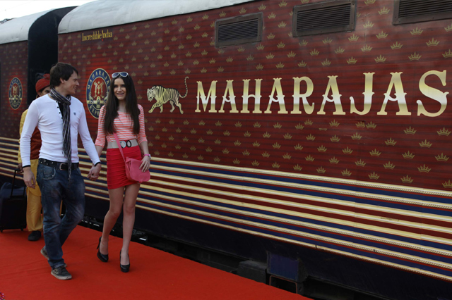 Maharaja Express | Luxury Trains in India