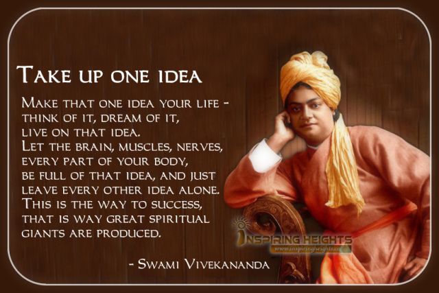 National Youth Day 7 Inspirational Powerful Quotes From Swami