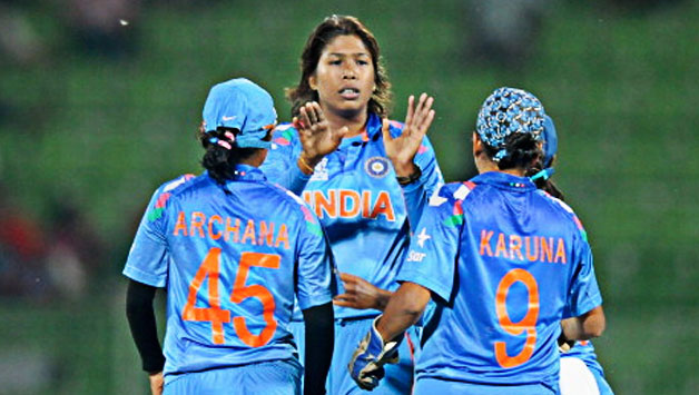 Indian Cricket Team Home: Indian Women Cricket Team Surpass The Aussies To Seal The