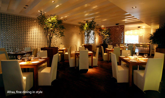 Afraa Restaurant and Lounge