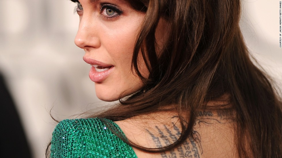 Hollywood Celebrities with Indian Tattoos