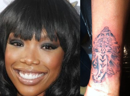 Brandy Tattoos