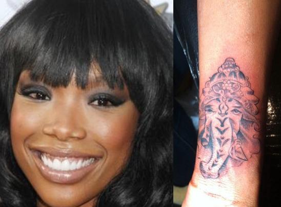 Brandy Tattoos