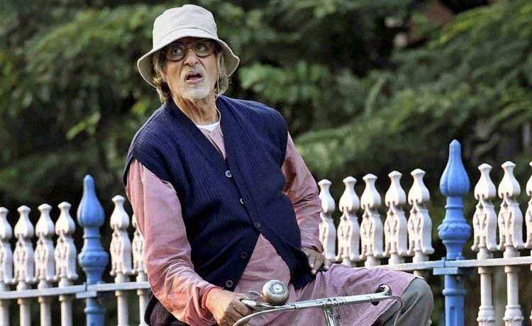 Amitabh Bachchan Piku Best Actor