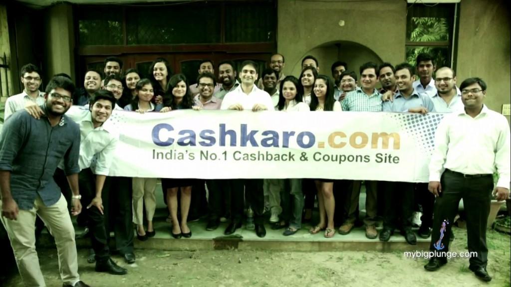 Cashkaro start up