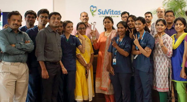 SuVitas Holistic Healthcare Start up