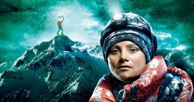 Female Amputee Climber