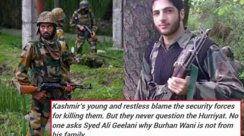 Open Letter Indian Army