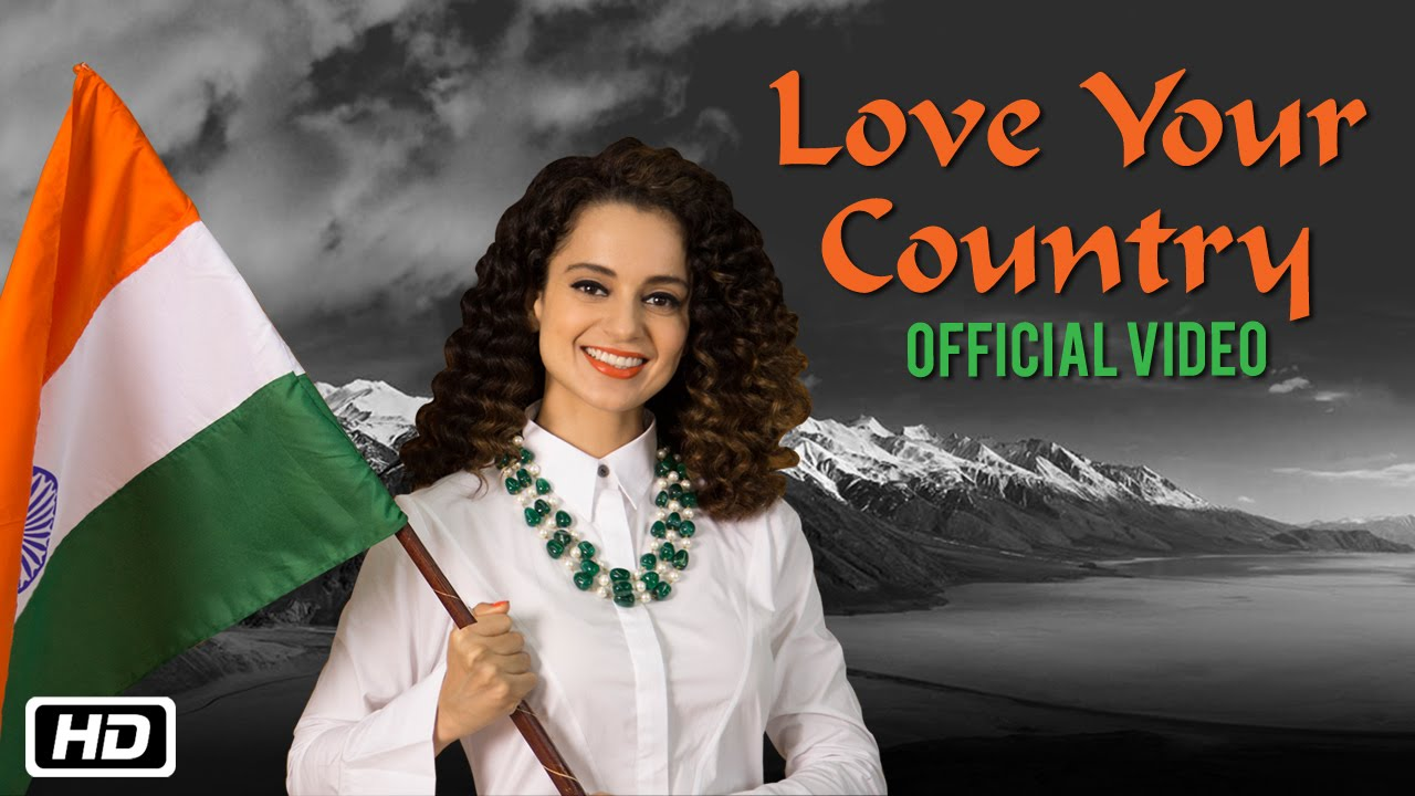 Watch: Kangana Ranaut's New Video Shows Her Love For Country on Pre Independence Day