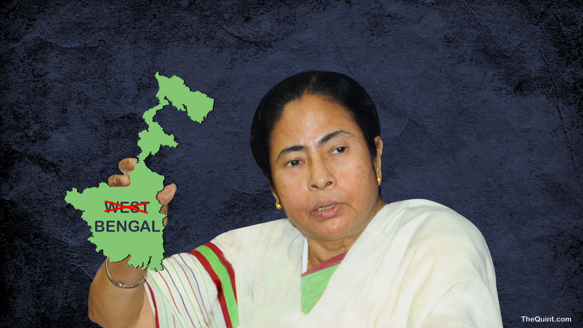 Rename West Bengal