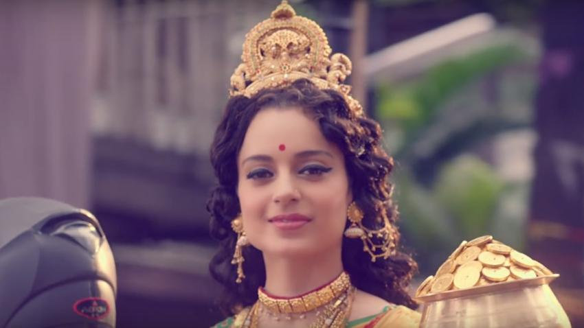 Swachh Bharat Abhiyan: New Ads Featuring Kangna Ranaut as Goddess Laxmi