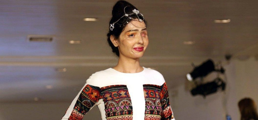 Acid Attack Survivor Reshma Bano Wows The Ramp At New York Fashion Week