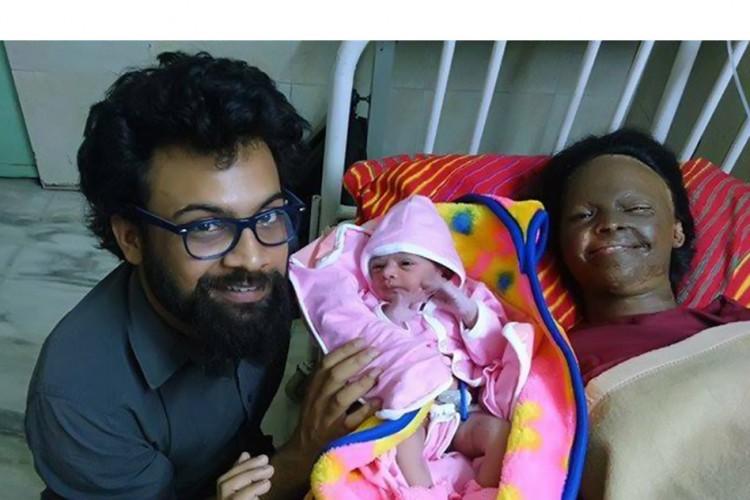 Laxmi, Alok Dixit and Pihu