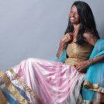 Laxmi in Londin Fashion Week