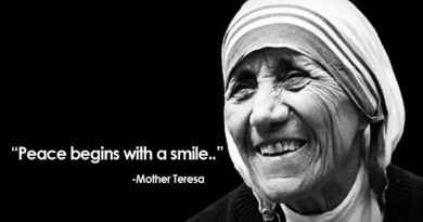 Mother Teresa Sainthood