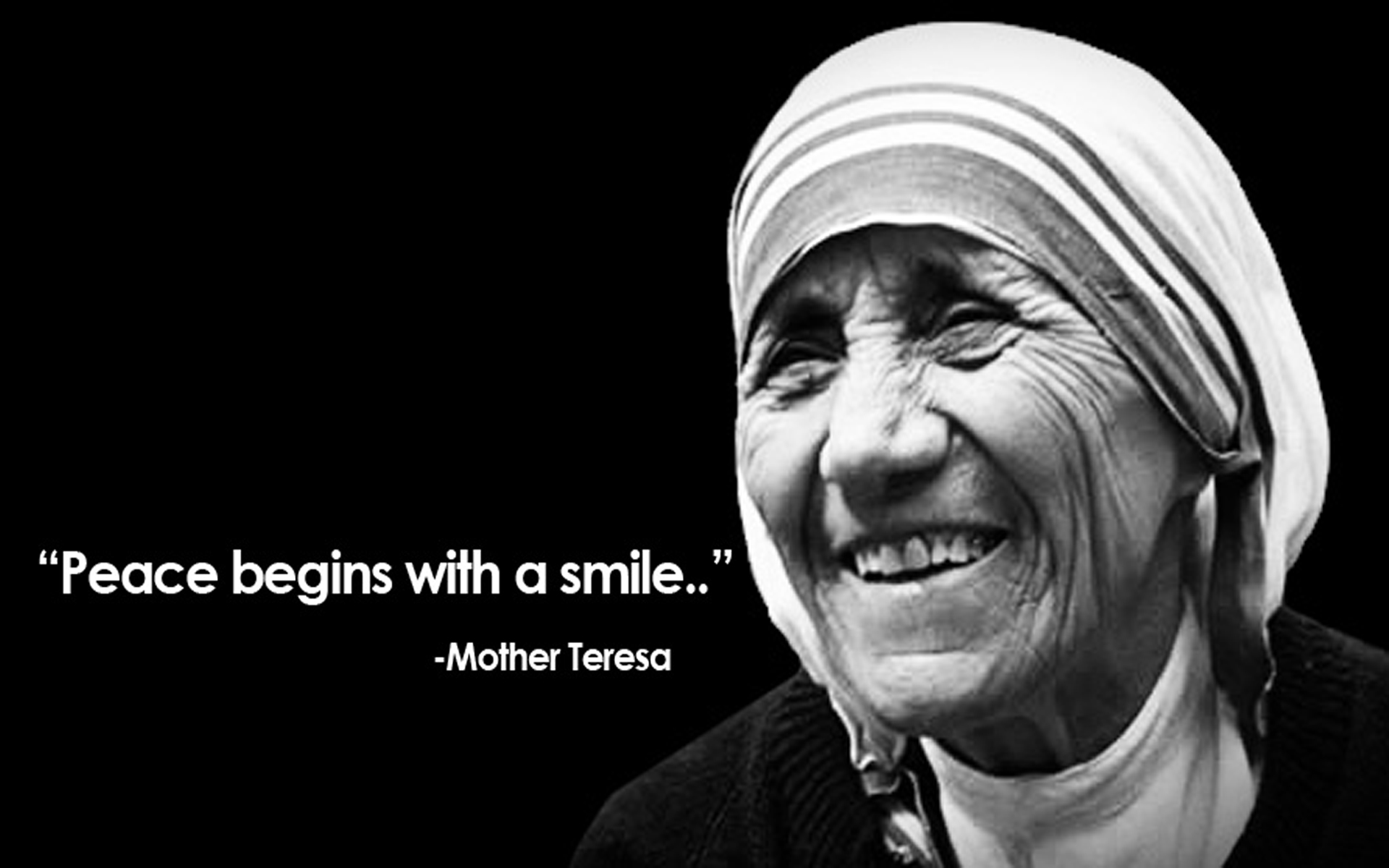 Two Miracles That Led The Foundation Of Mother Teresa's