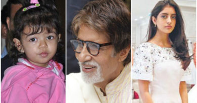 Big B Heart Warming Letter