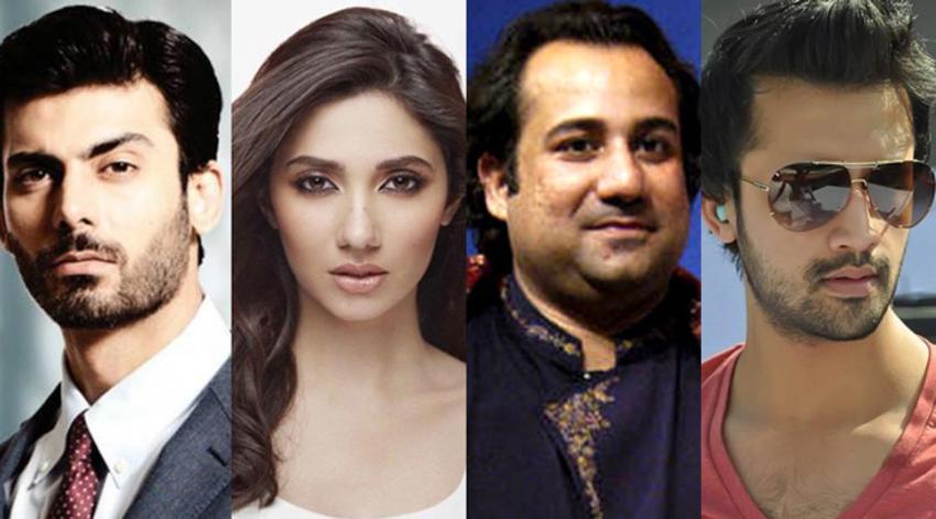 Ban Pakistani Artists