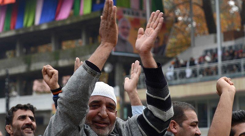 Open Letter by a Kashmiri Muslim