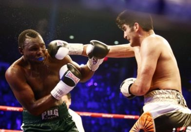 See Video: Vijender Singh Knocks Out Francis Cheka To Defend WBO Asia Pacific title Sucessfully