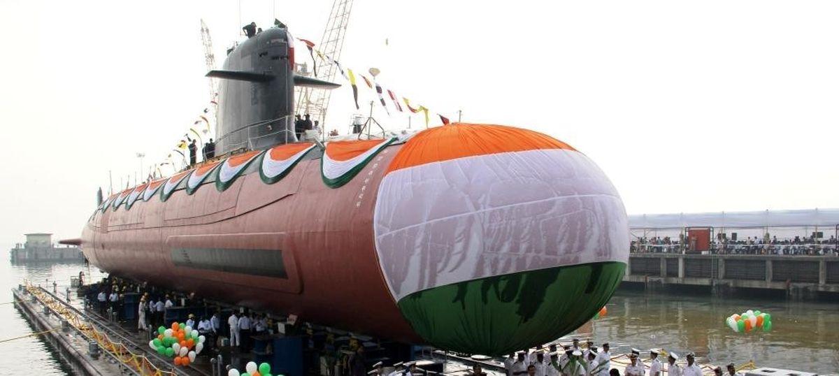 Kalvari class submarines