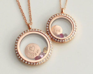 Mother Locket with chain