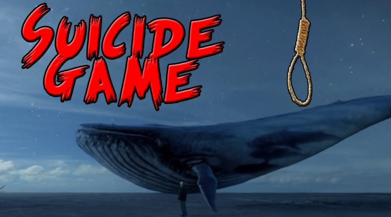 Blue Whale Game challenge