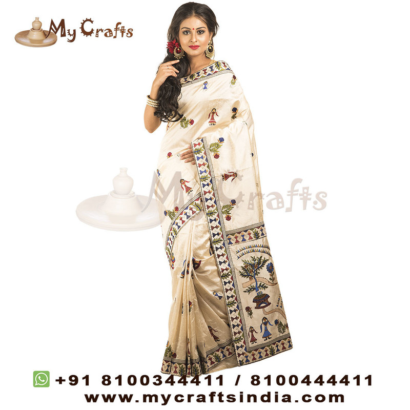 Mycrafts India Saree