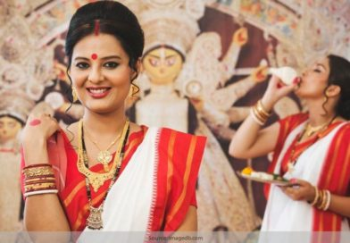 With Durga Puja Nearing You Ought To Know About The Best Types Of Bengali Sarees!