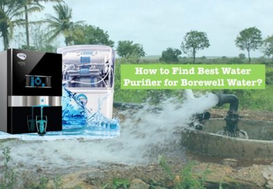 Finding Best Water Purifier for Borewell Water Supply in India