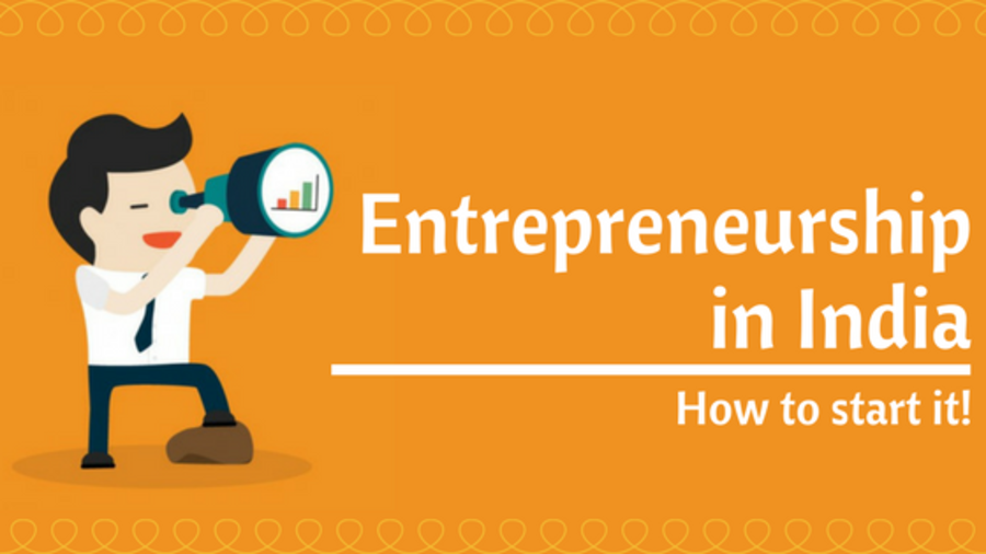 Entrepreneurship in India