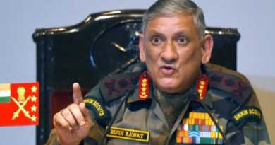 No Azaadi: Indian Army Chief Bipin Rawat Slams Kashmiri Youth joining terror organisations