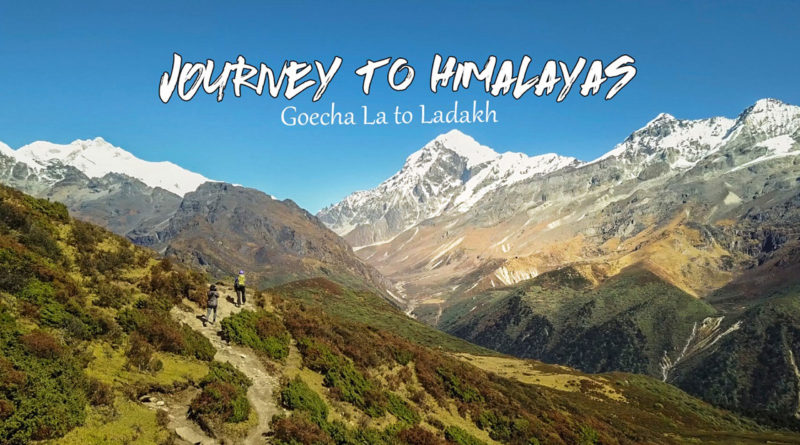 himalayan journey in 4k