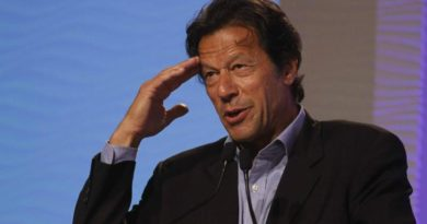 Imran Khan Elected PM