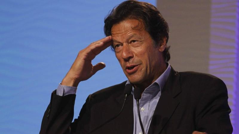 Imran Khan Elected PM