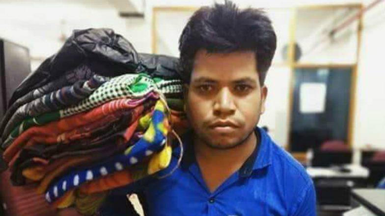 Vishnu- The Blanket Merchant