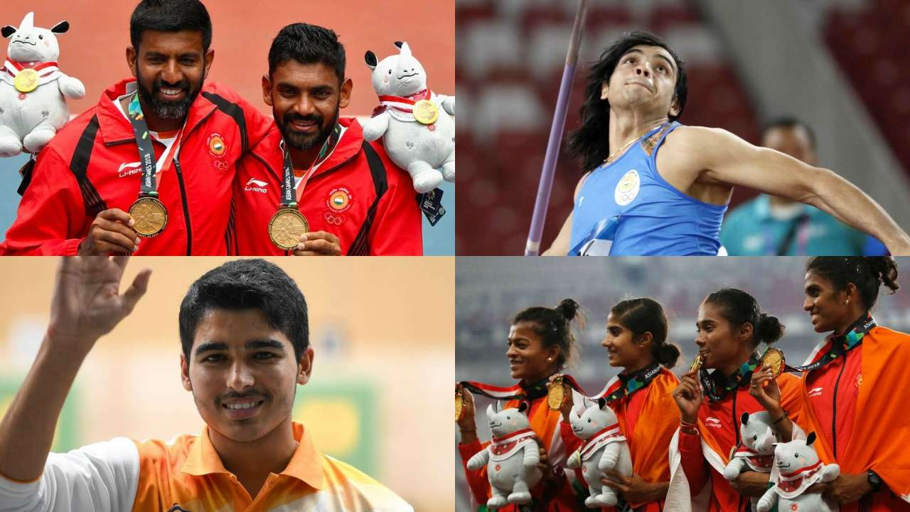 Asian Games 2018, Schedule, Latest News, Medals Tally ...