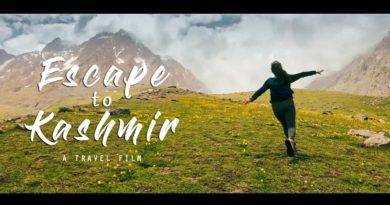 Watch the Unseen Part of Kashmir | Escape to Kashmir – A Travel Film