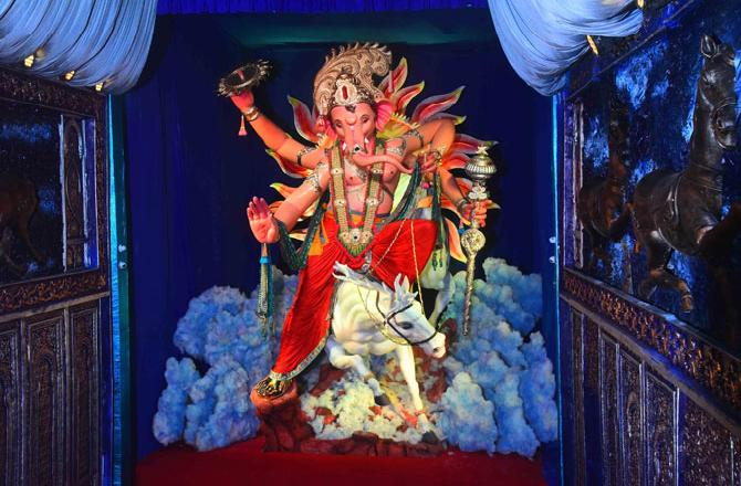 Ganesh Galli cha