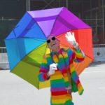 Rainbow Coloured Flag