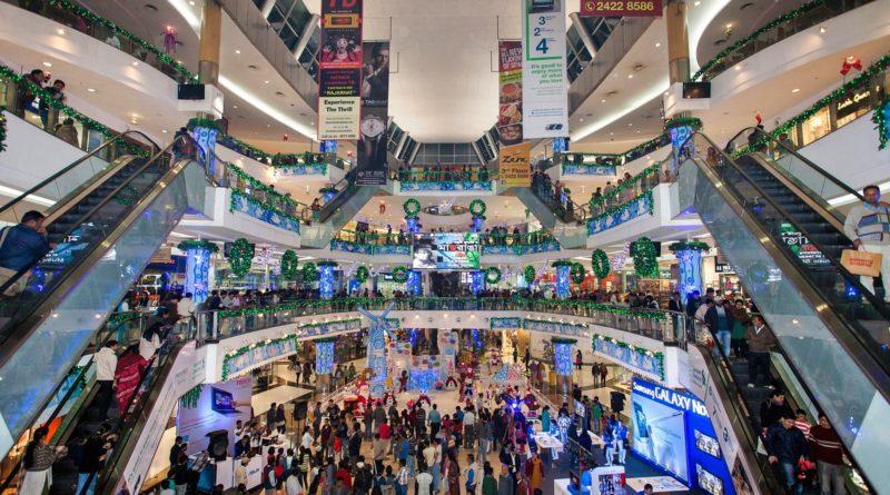 South-City-Mall-in-Kolkata-India