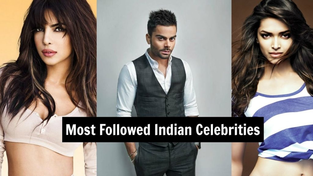 5 Most Followed Indian Celebrities on Instagram in 2019